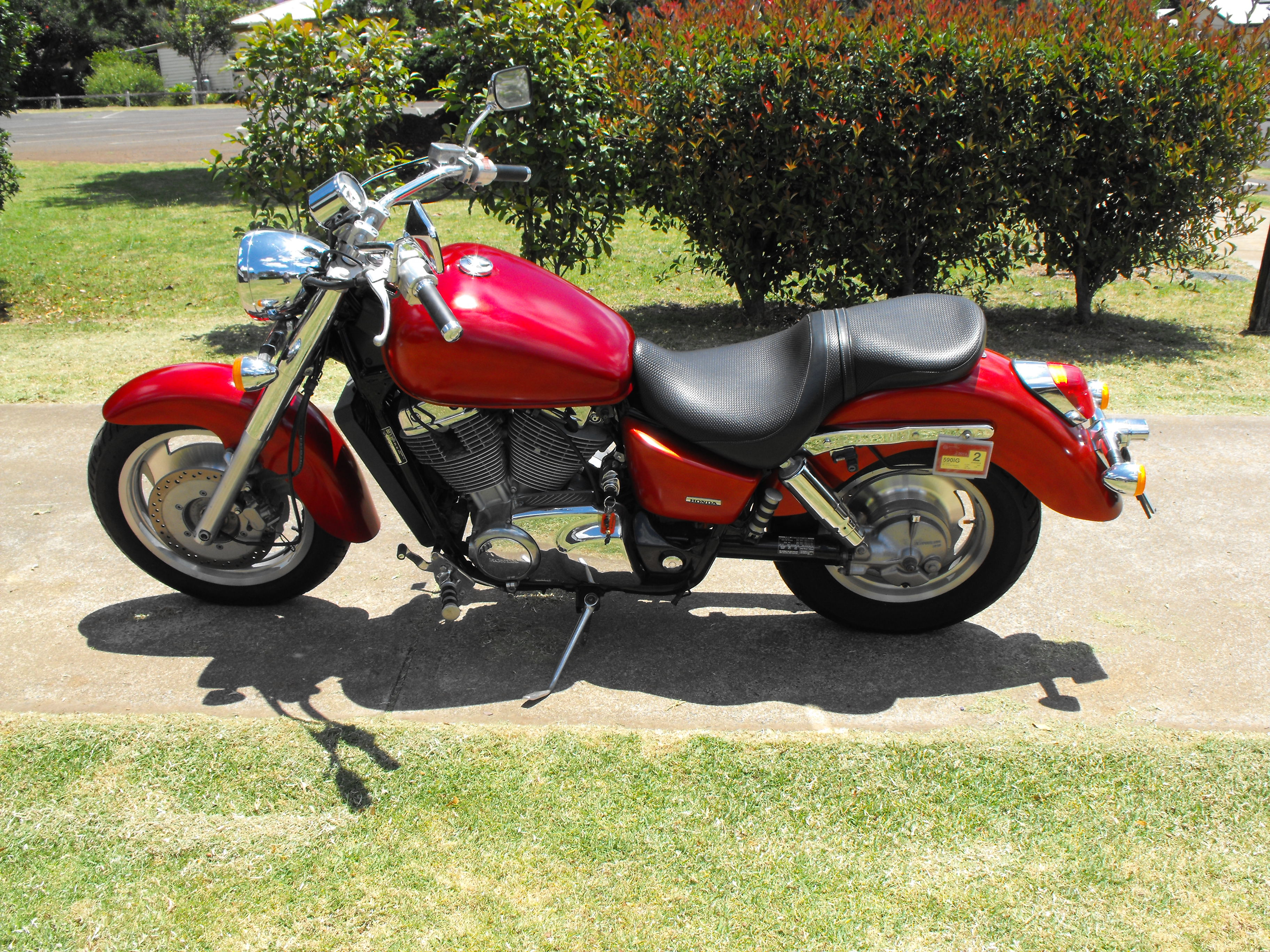 2003 Honda Vt1100 Shadow Sabre Bike Sales Qld Darling