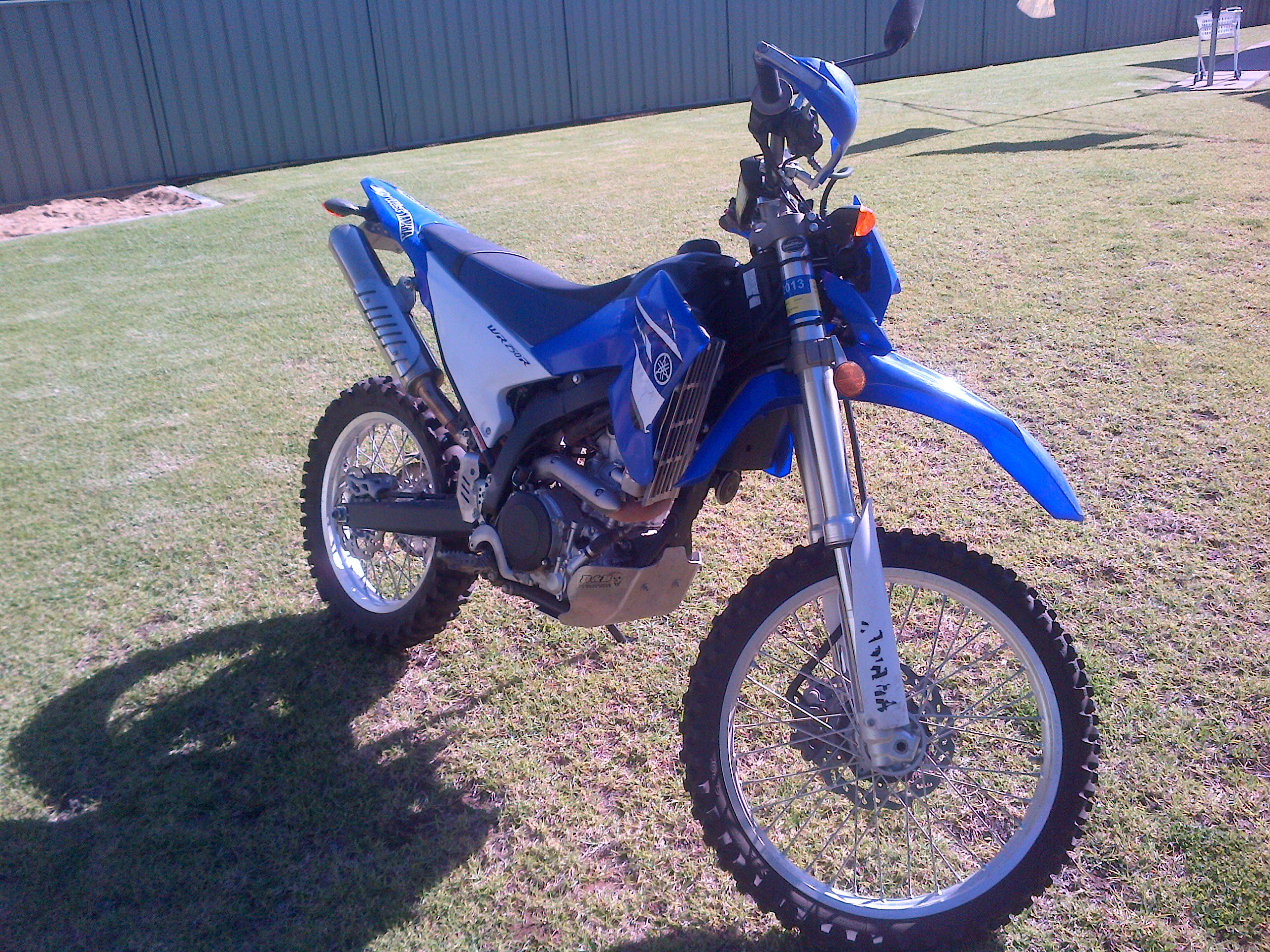 2008 yamaha wr250r bike sales nsw southern highlands for Yamaha wr250r for sale