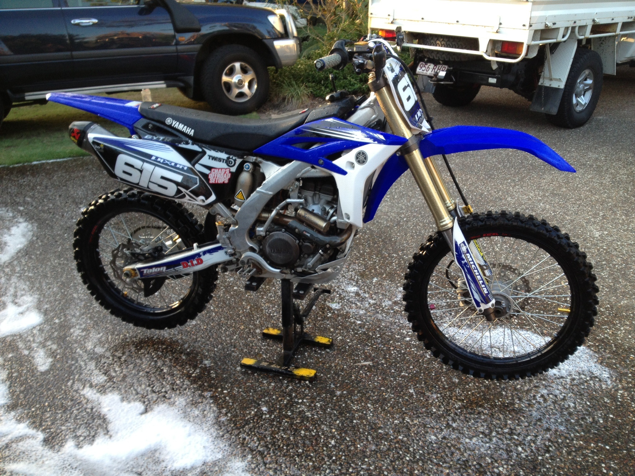 2012 yamaha yz250f my12 for sale or swap qld gold coast for Yamaha yz250f for sale