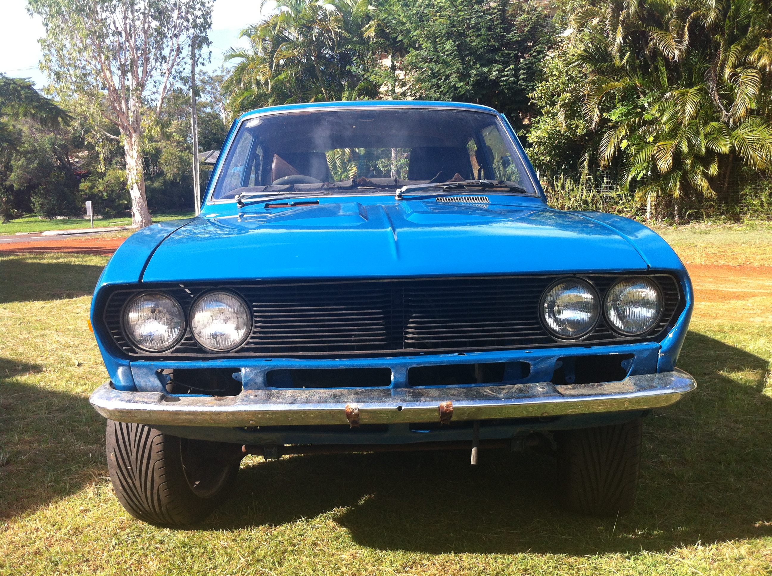 1974 Mazda Capella Rx 2 Car Sales Qld Brisbane