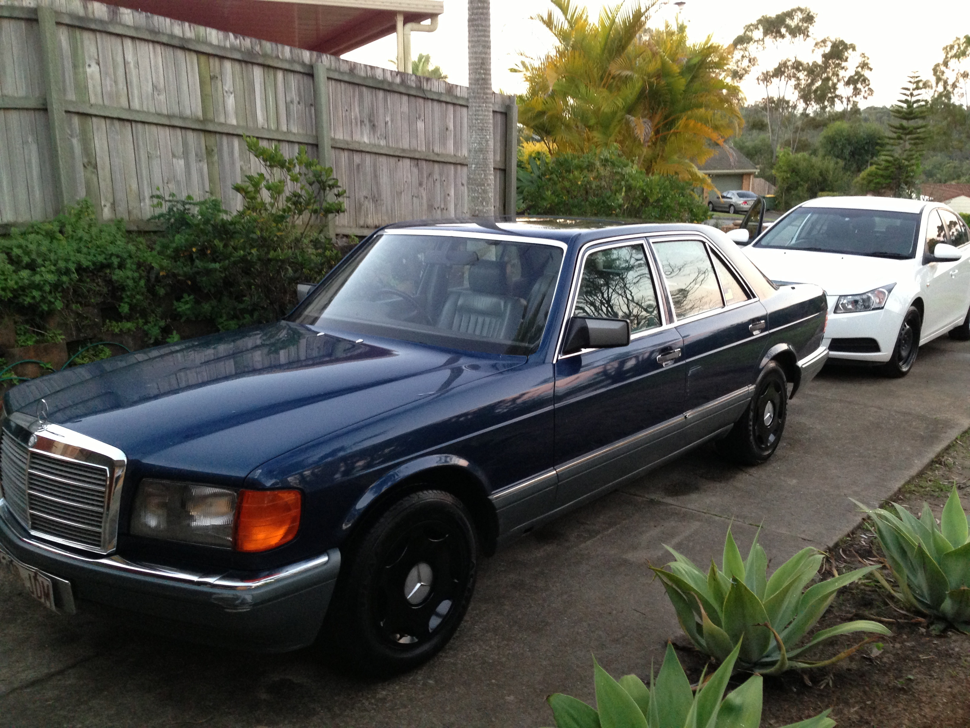 1988 benz 300se se w126 carsales qld gold coast 2252380 for 1988 mercedes benz 300se
