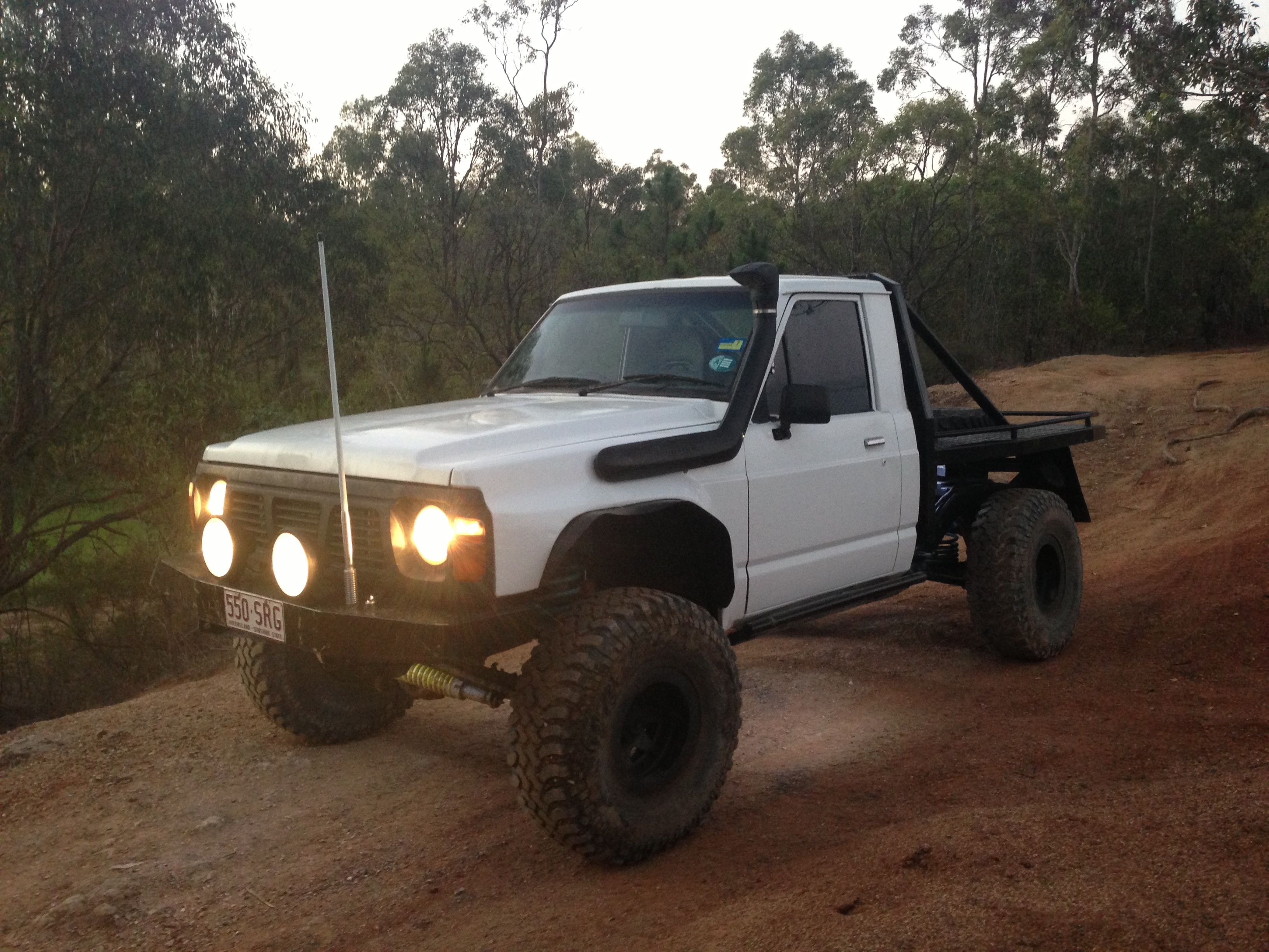 1990 Nissan Patrol 4x4 Car Sales Qld Brisbane 2220805