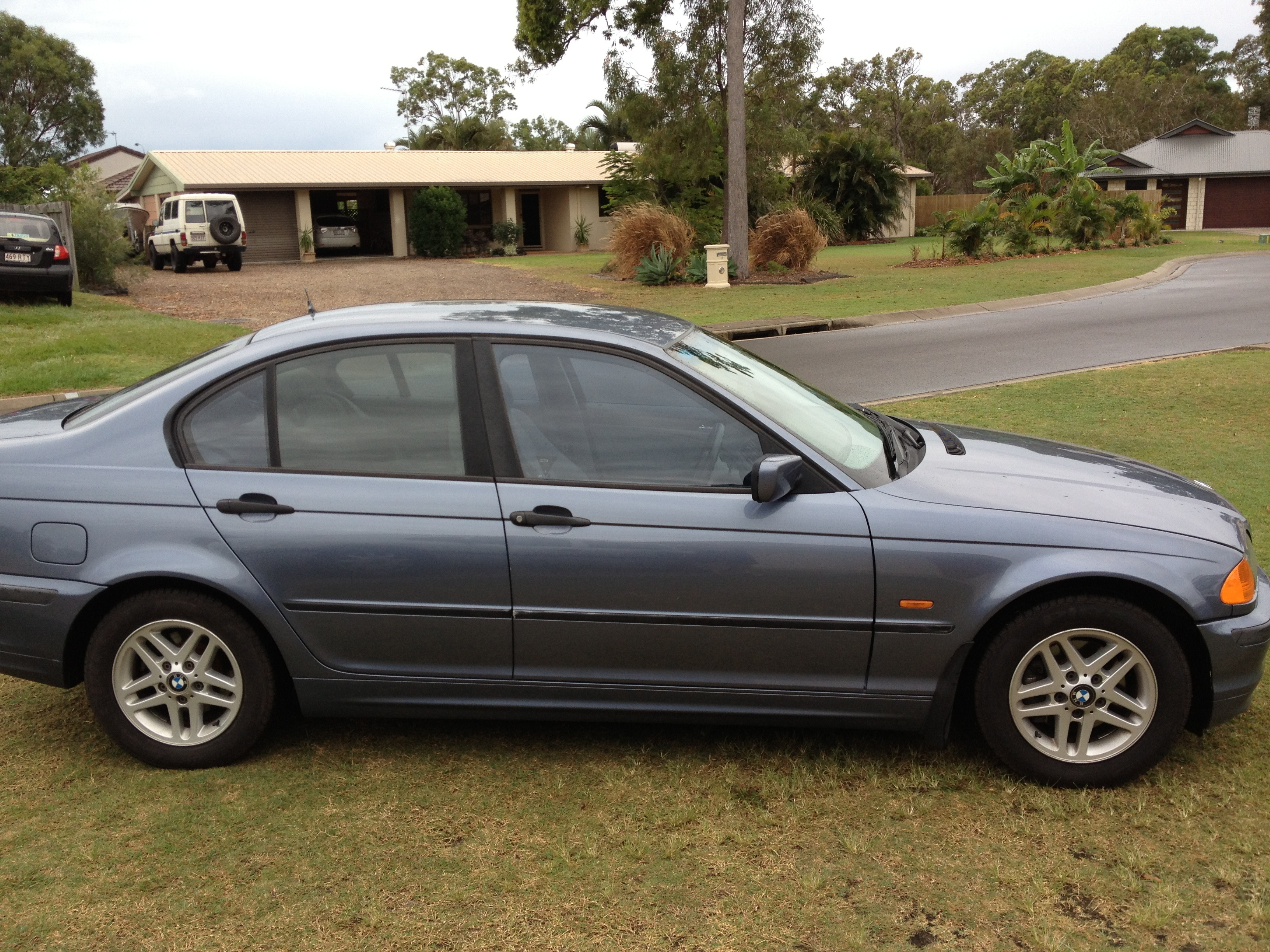 1999 bmw 318i e46 car sales qld fraser coast 2212310. Black Bedroom Furniture Sets. Home Design Ideas