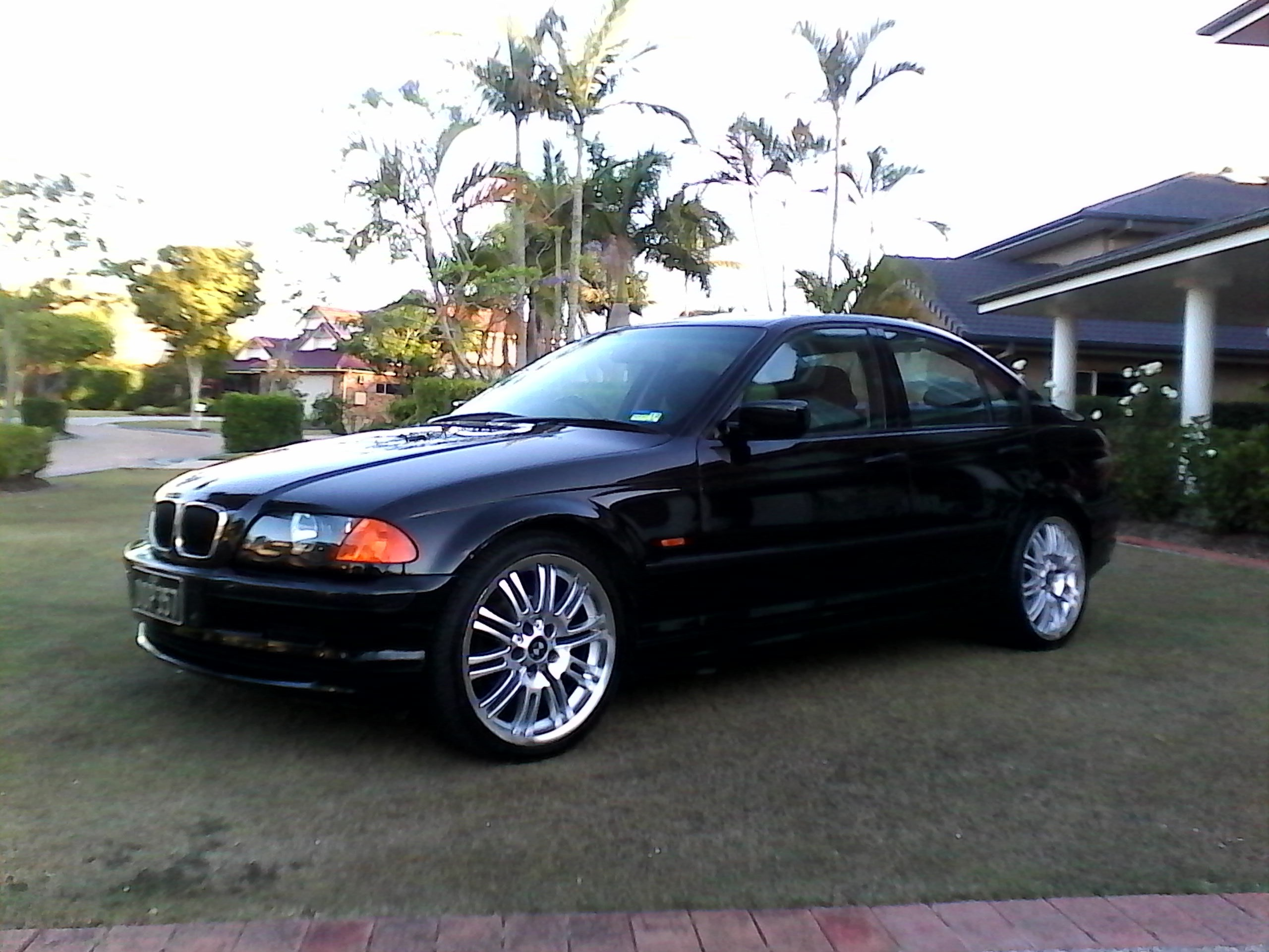 2000 bmw 318i e46 car sales qld brisbane south 2322565. Black Bedroom Furniture Sets. Home Design Ideas