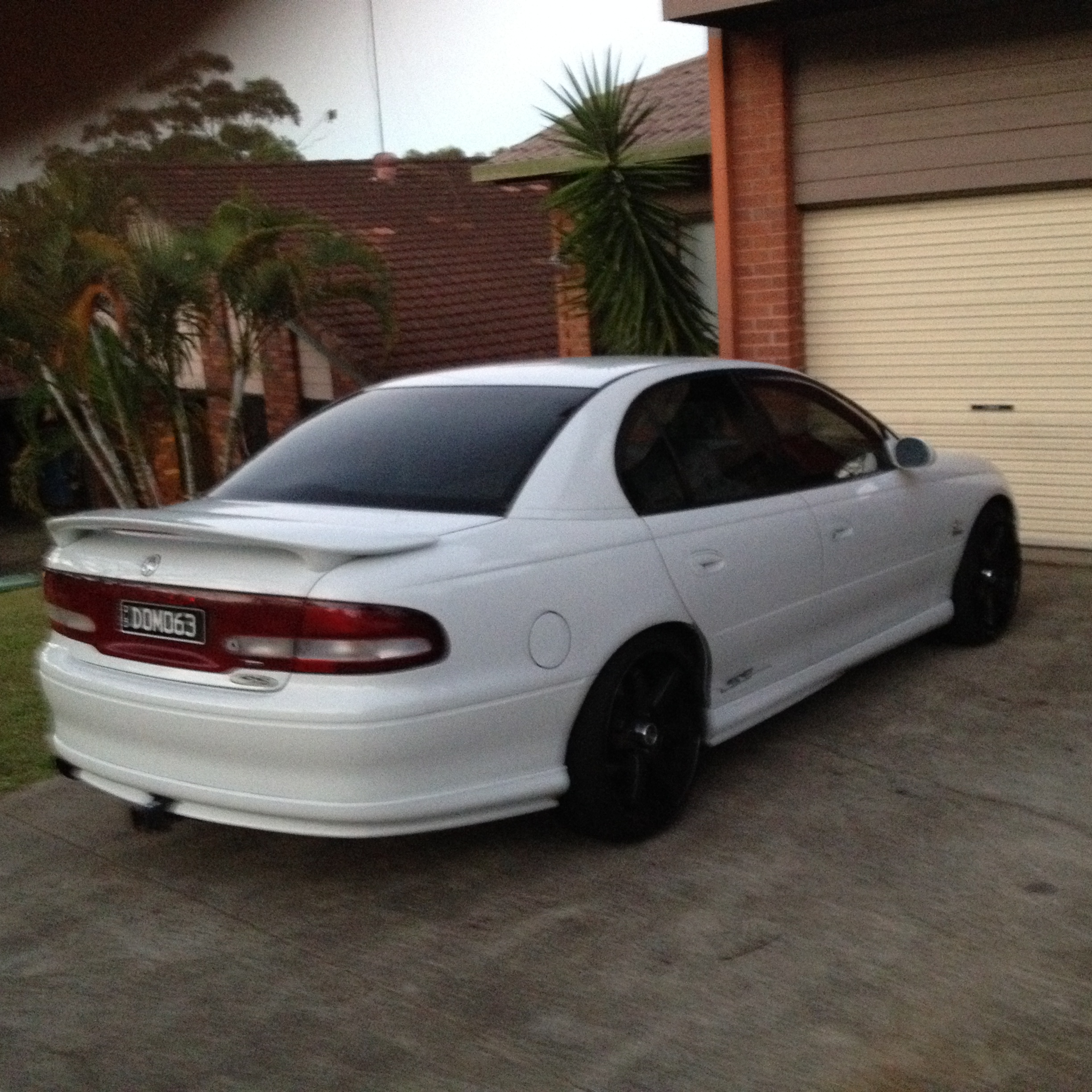 2000 Holden Commodore VT II Sedan 4DR Auto 5.7 For Sale Or