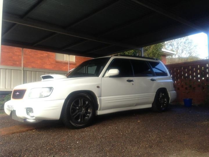 2000 Subaru Forester Gt My00 Car Sales Nsw North West