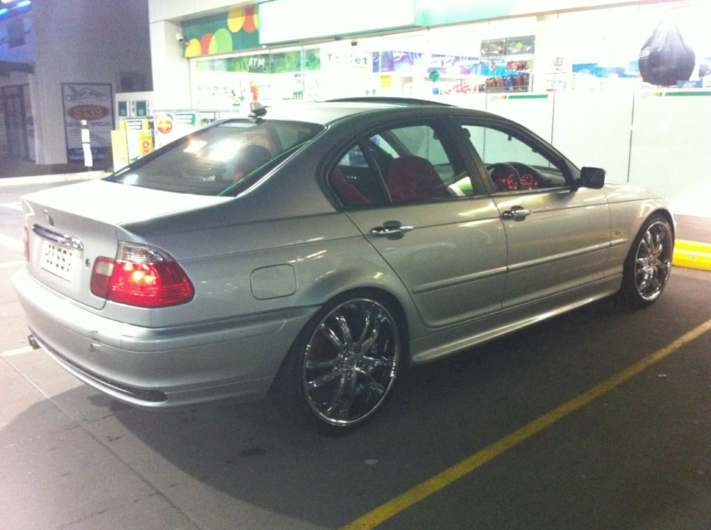 2001 bmw 318i e46 for sale or swap qld brisbane 2259308. Black Bedroom Furniture Sets. Home Design Ideas