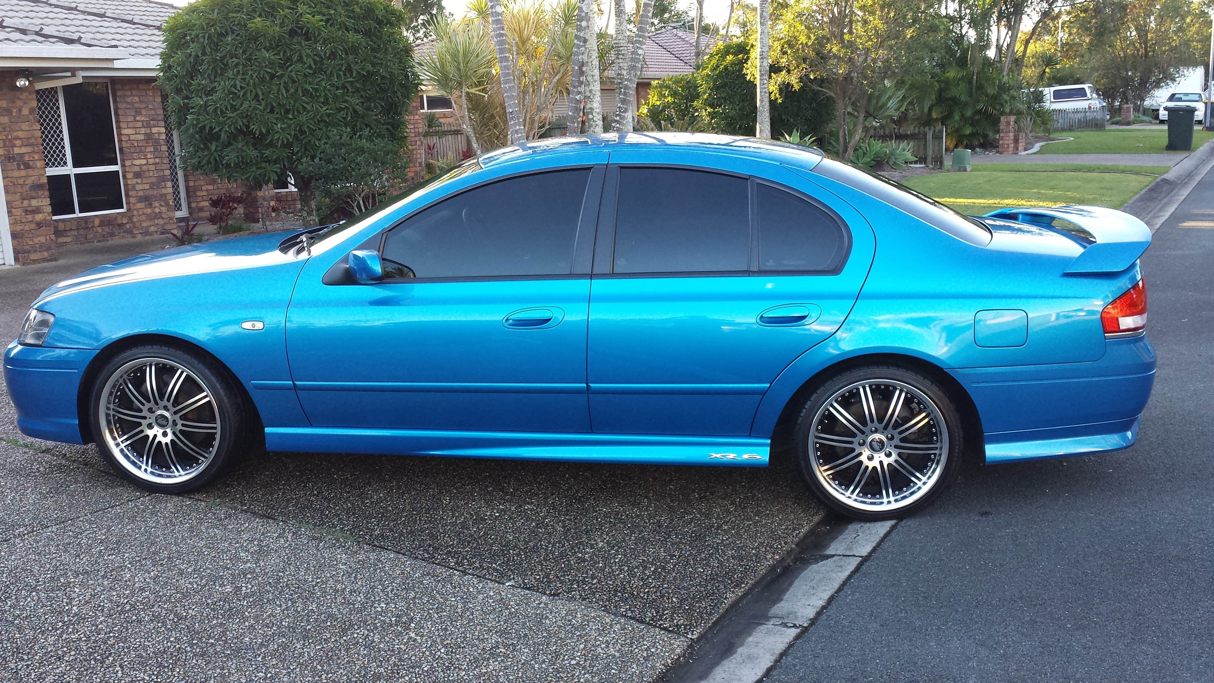xr6 turbo manual for sale