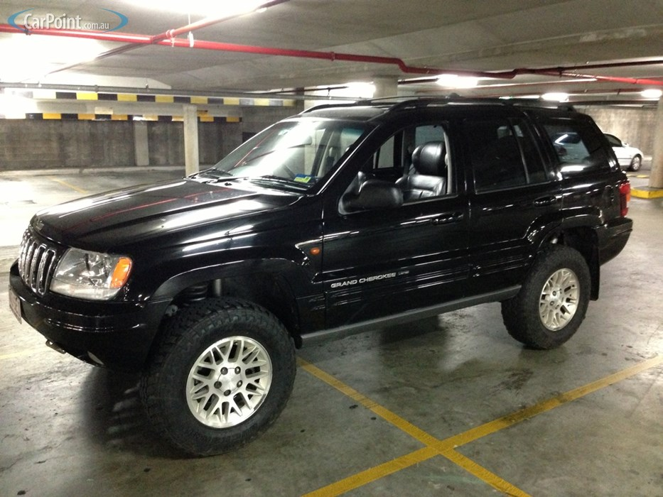 2002 jeep grand cherokee limited 4x4 wg for sale or swap qld. Cars Review. Best American Auto & Cars Review