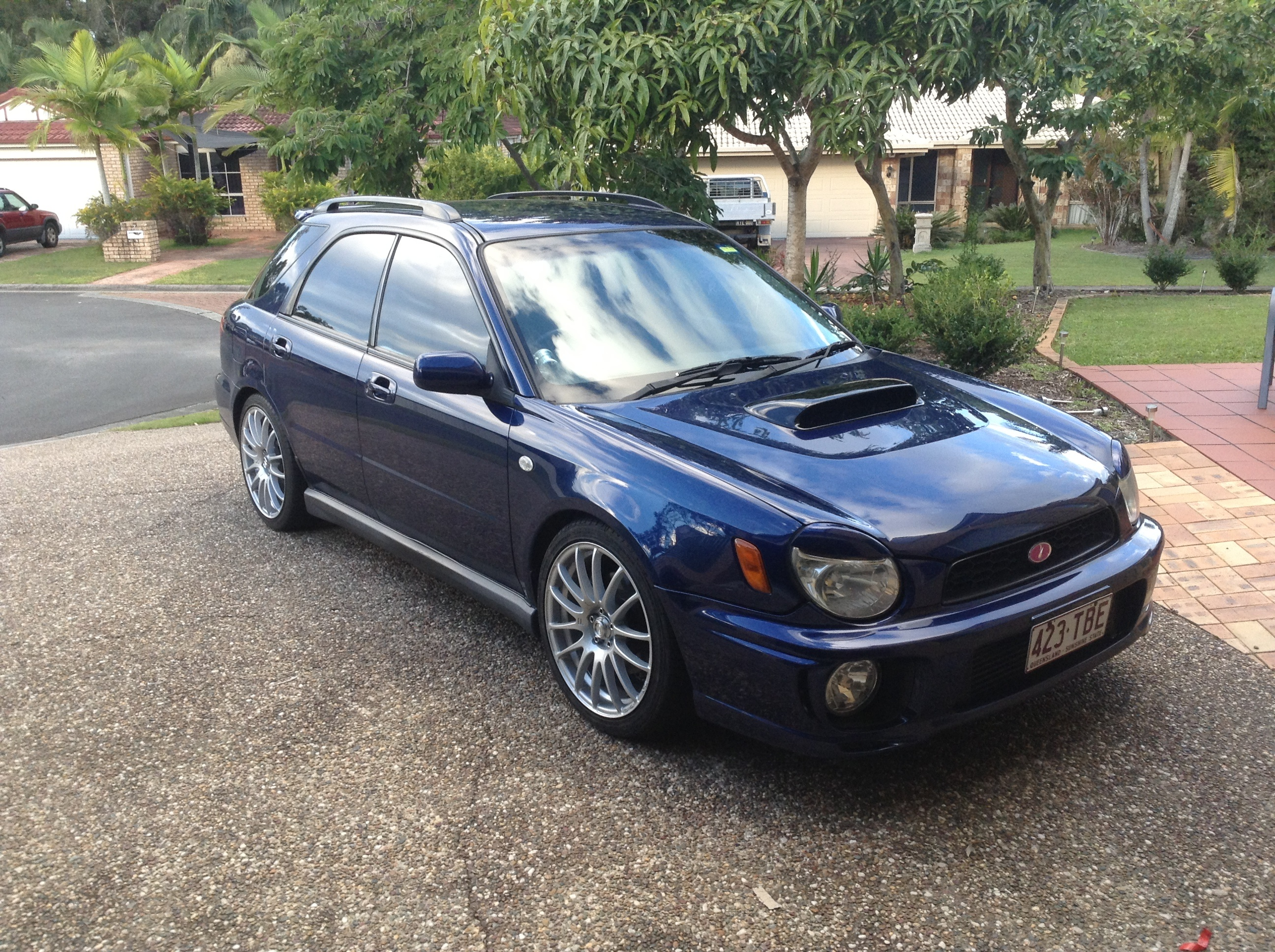 2002 subaru impreza wrx awd my02 for sale or swap qld gold coast 2233152. Black Bedroom Furniture Sets. Home Design Ideas
