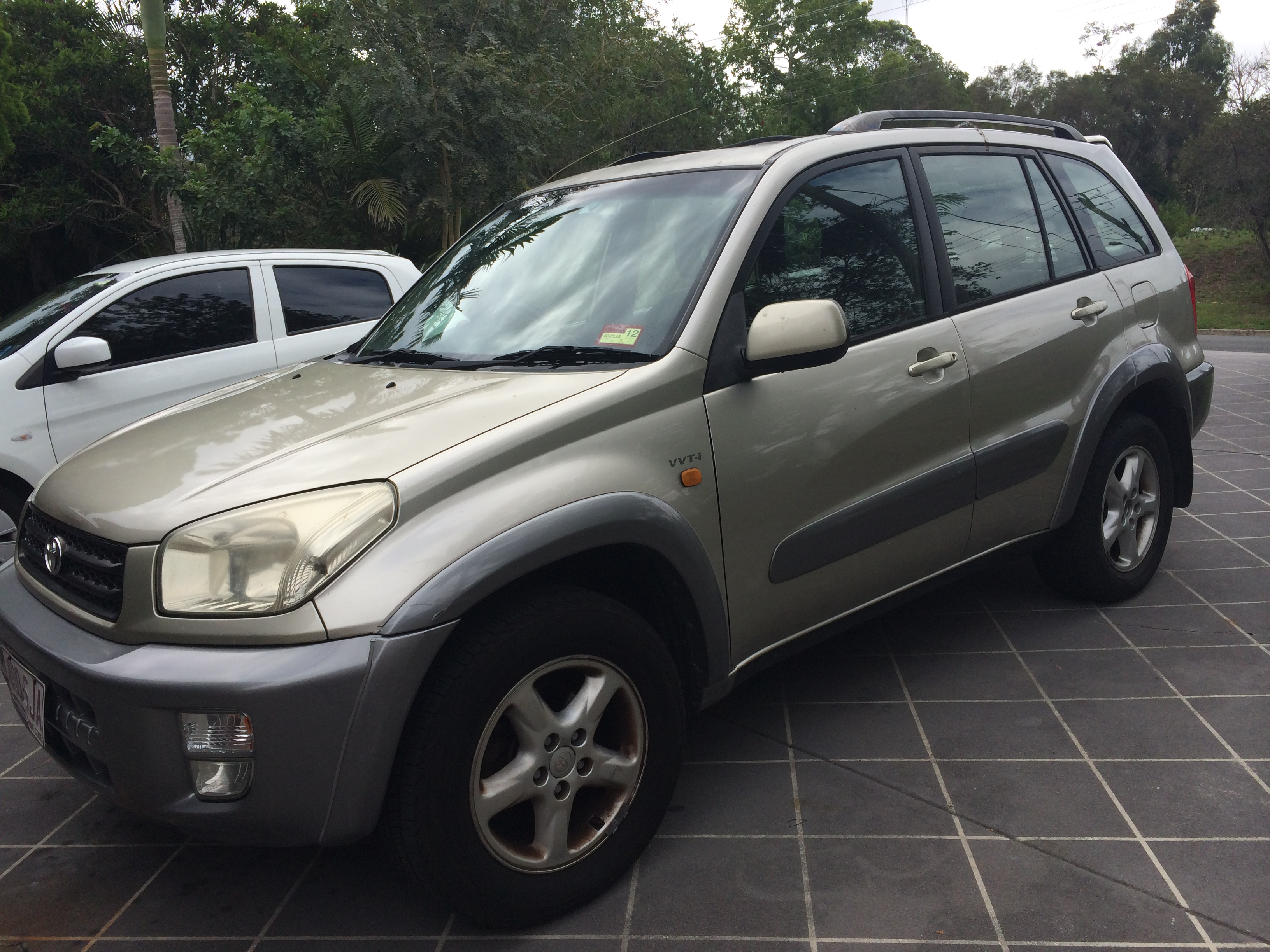 2002 toyota rav4 cruiser 4x4 aca21r car sales qld. Black Bedroom Furniture Sets. Home Design Ideas