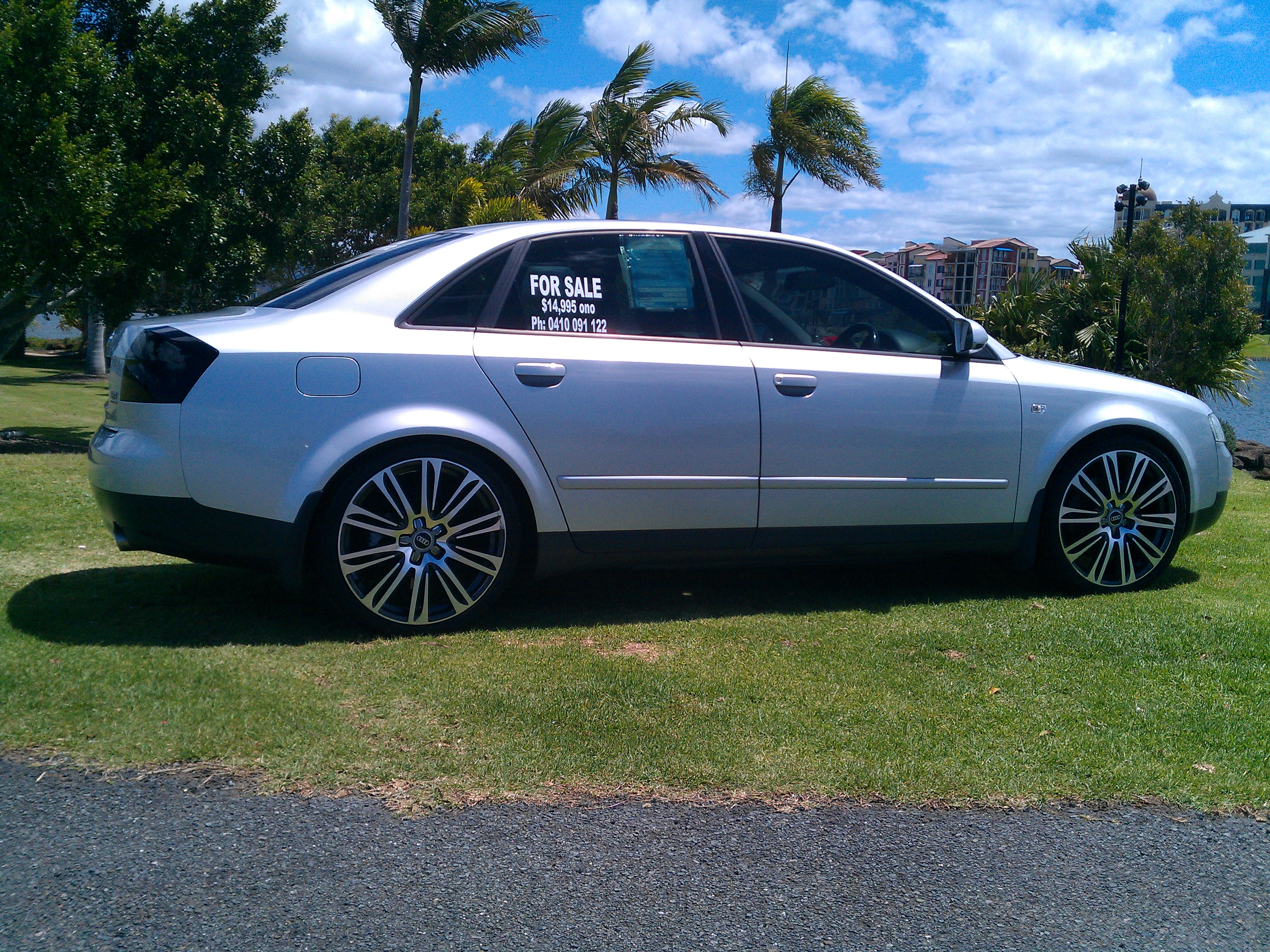 2003 audi a4 1 8 turbo quattro b6 car sales qld gold coast 2401363. Black Bedroom Furniture Sets. Home Design Ideas