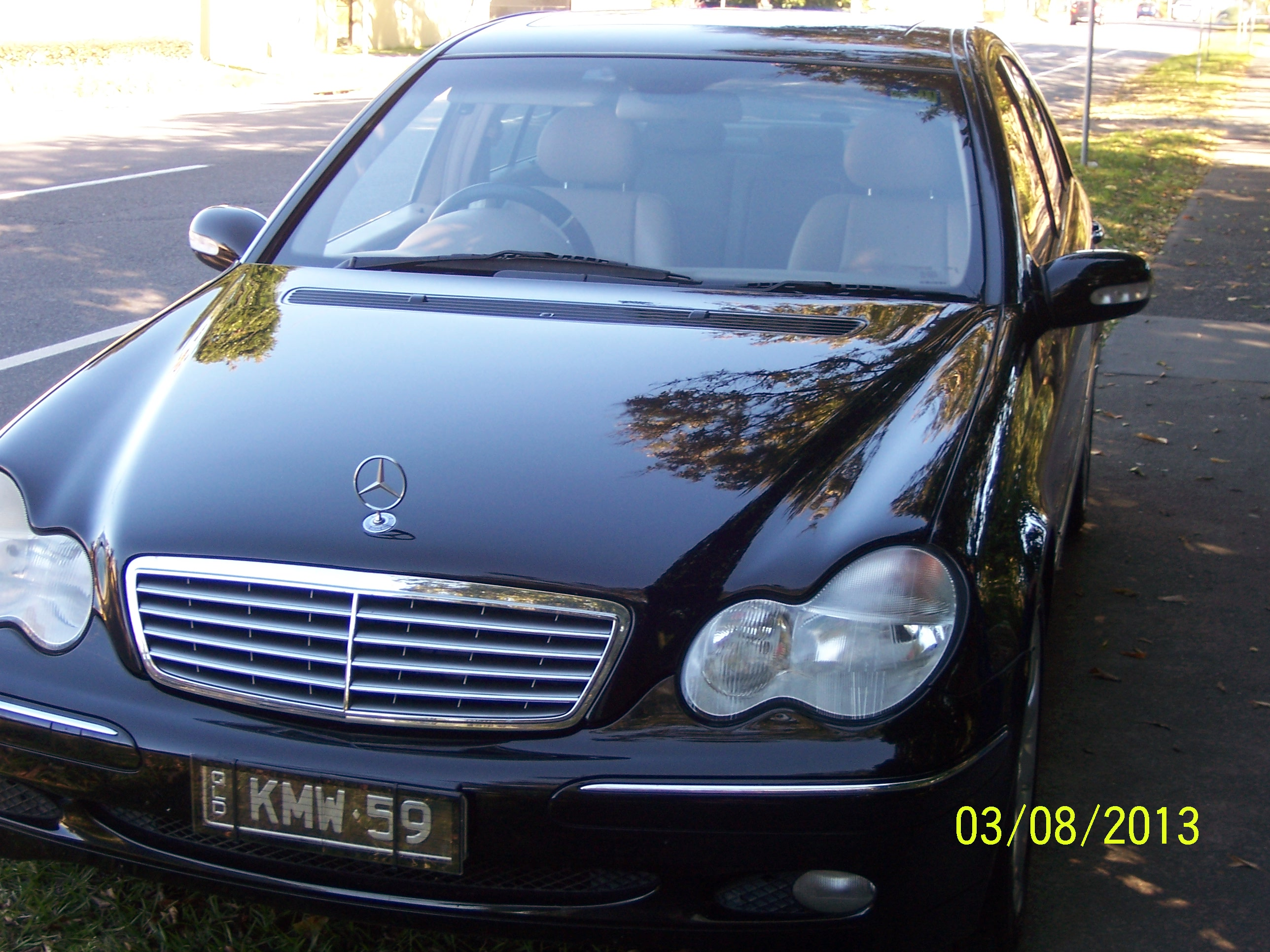 2003 benz c200 kompressor car sales qld brisbane south 2288853. Black Bedroom Furniture Sets. Home Design Ideas