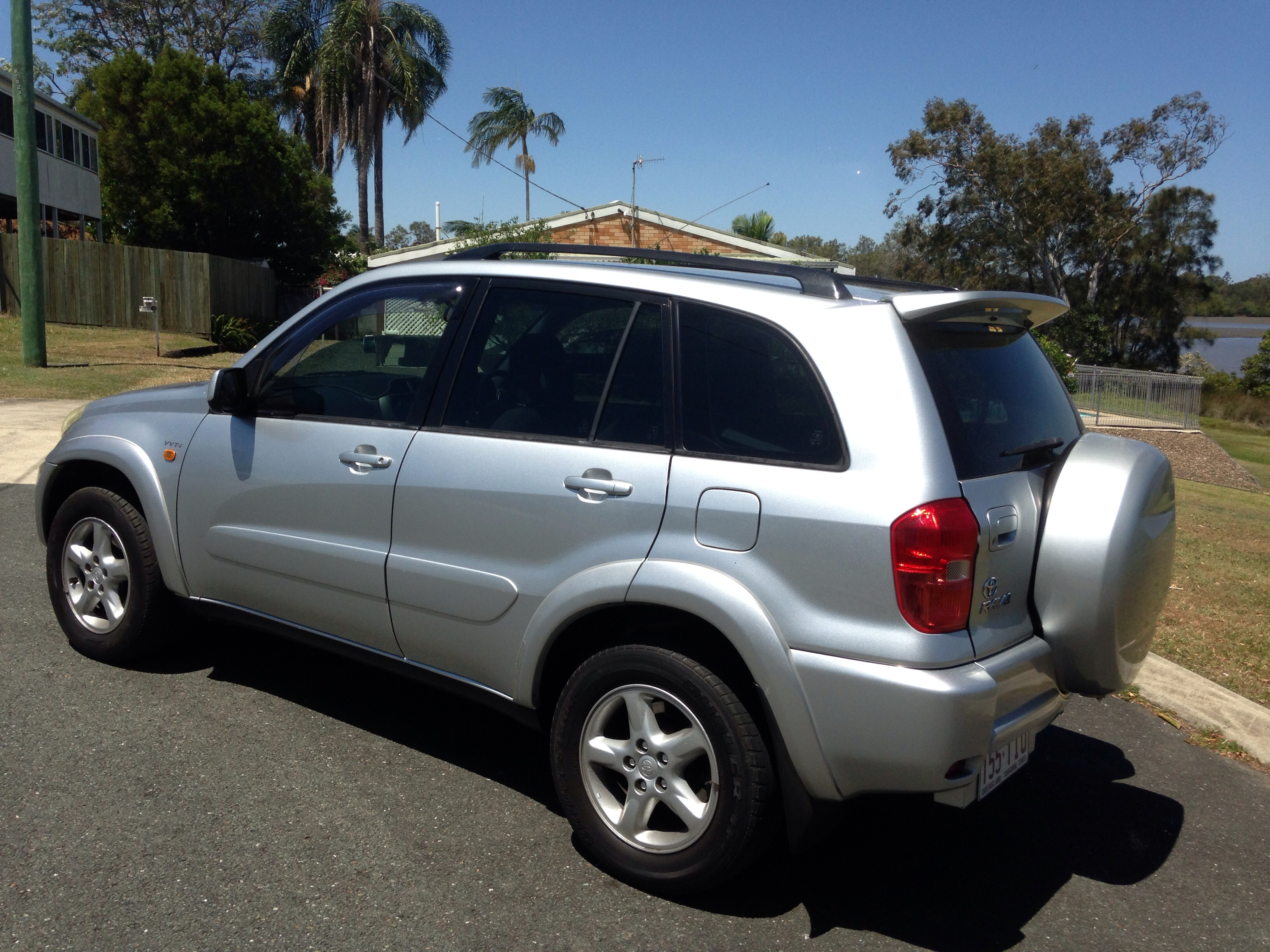 2003 toyota rav4 cruiser 4x4 aca23r car sales qld. Black Bedroom Furniture Sets. Home Design Ideas