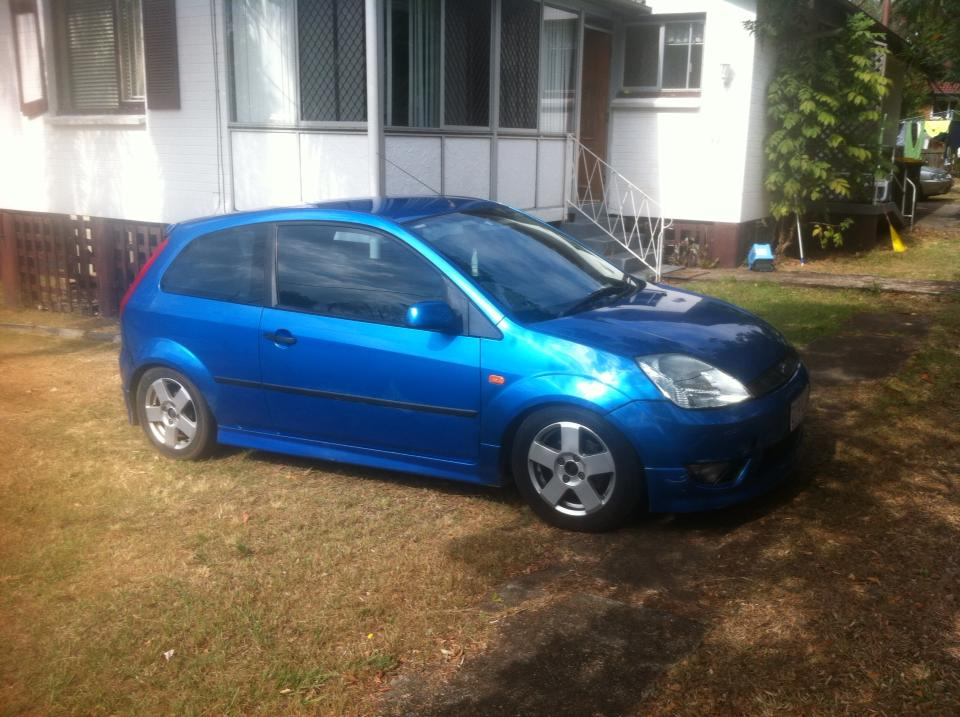 2004 ford fiesta lx wp car sales qld brisbane 2318980. Black Bedroom Furniture Sets. Home Design Ideas