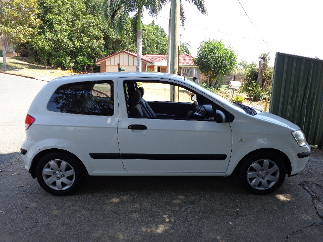 2004 Hyundai Getz Car Sales Qld Brisbane 2231427
