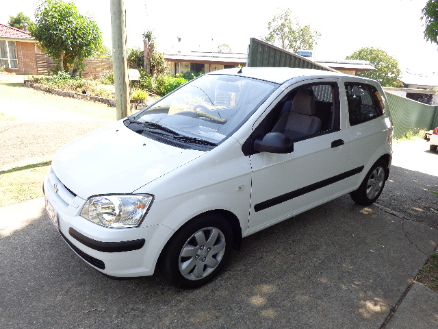 2004 hyundai getz car sales qld brisbane 2231427. Black Bedroom Furniture Sets. Home Design Ideas