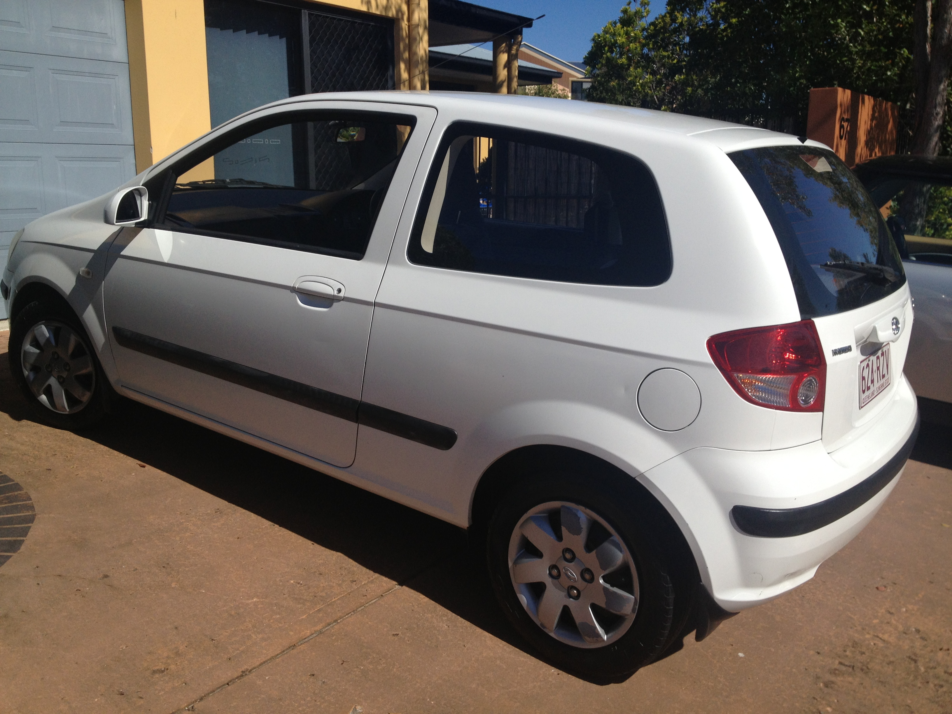 2004 hyundai getz gl tb car sales qld sunshine coast 2271065. Black Bedroom Furniture Sets. Home Design Ideas
