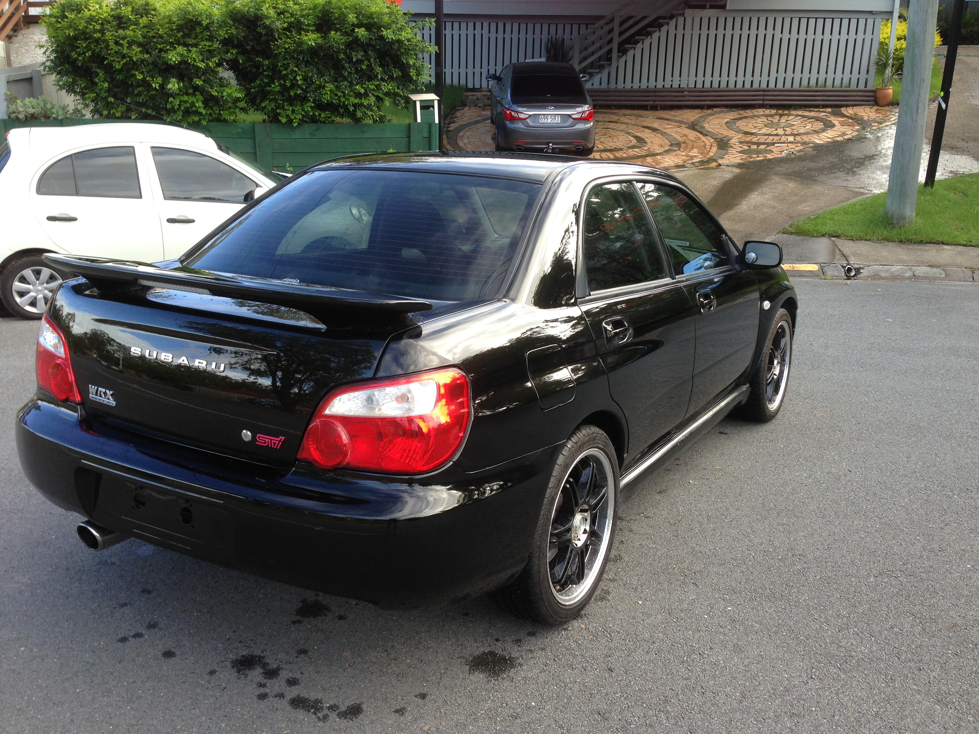 2004 subaru impreza wrx awd my04 car sales qld gold coast 2215469. Black Bedroom Furniture Sets. Home Design Ideas