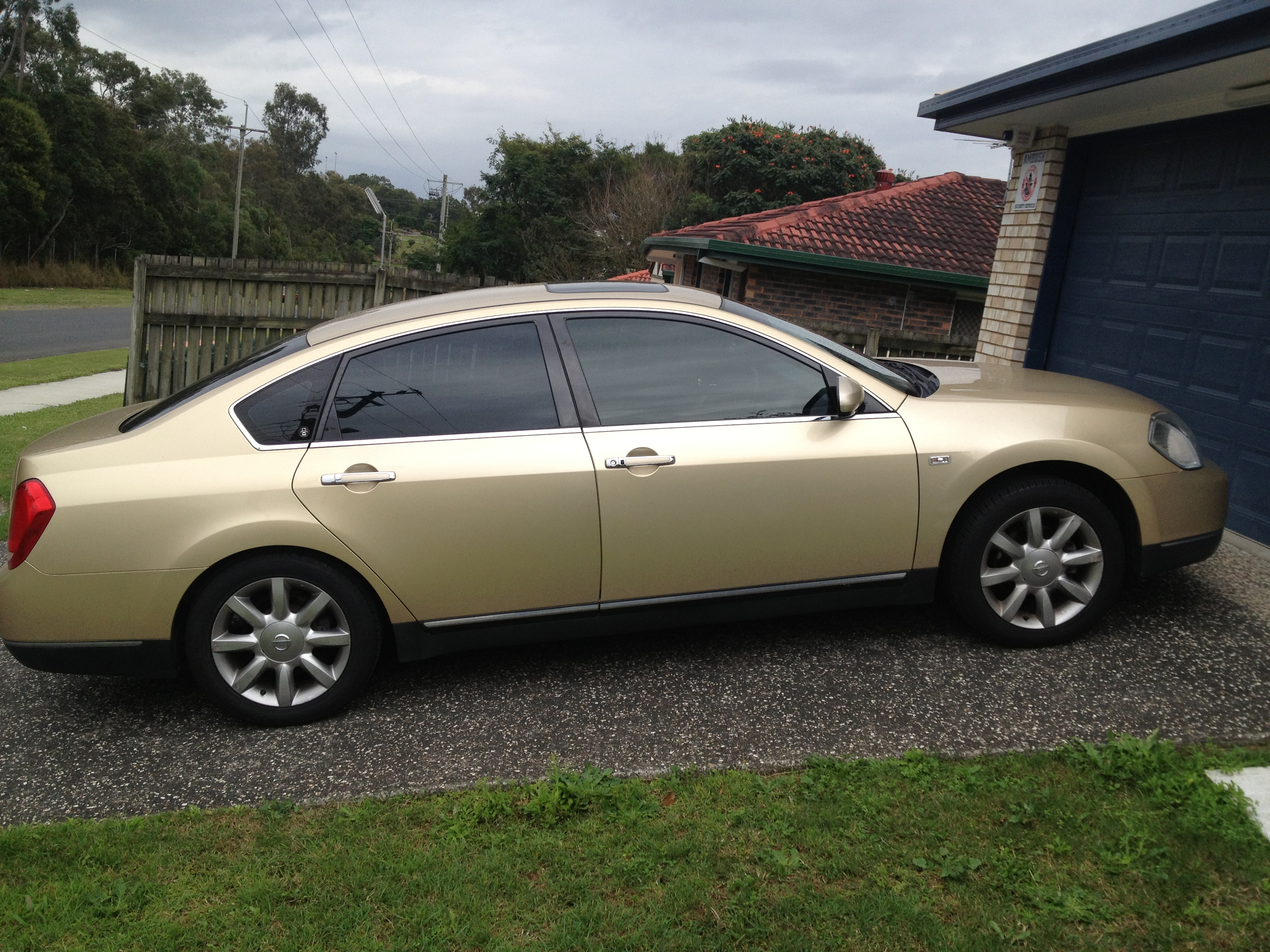 2005 nissan maxima ti j31 car sales qld brisbane 2253055. Black Bedroom Furniture Sets. Home Design Ideas