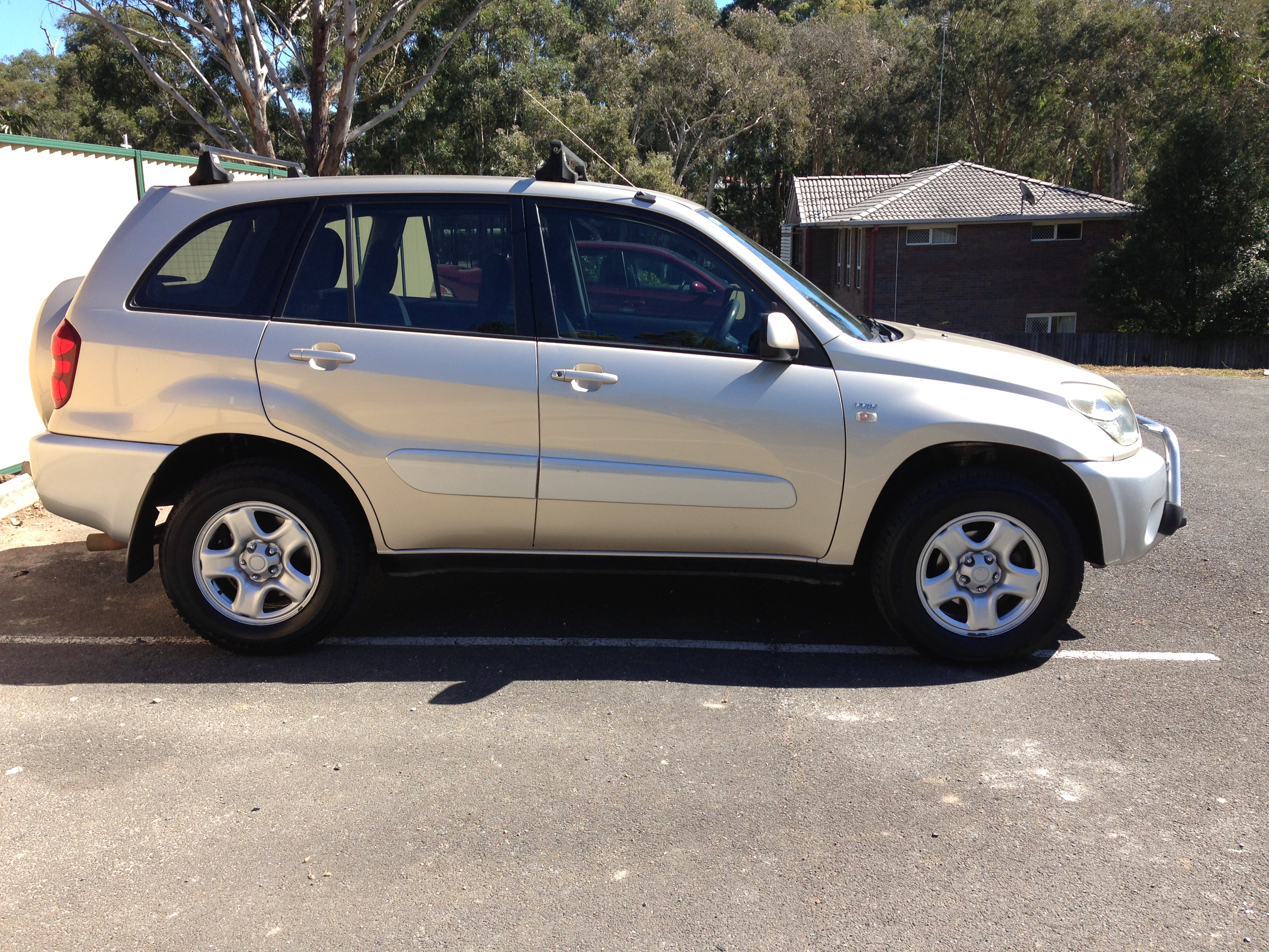 2005 toyota rav4 cv 4x4 aca22r car sales qld brisbane. Black Bedroom Furniture Sets. Home Design Ideas