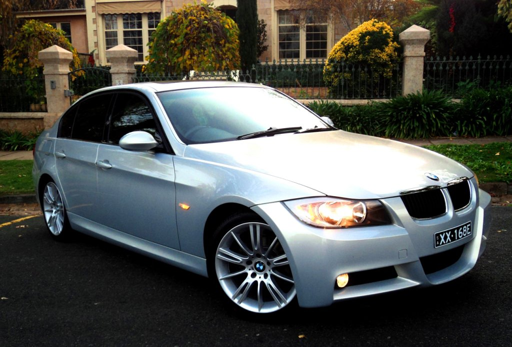 2006 bmw 320i e90 car sales sa adelaide 2517434. Black Bedroom Furniture Sets. Home Design Ideas