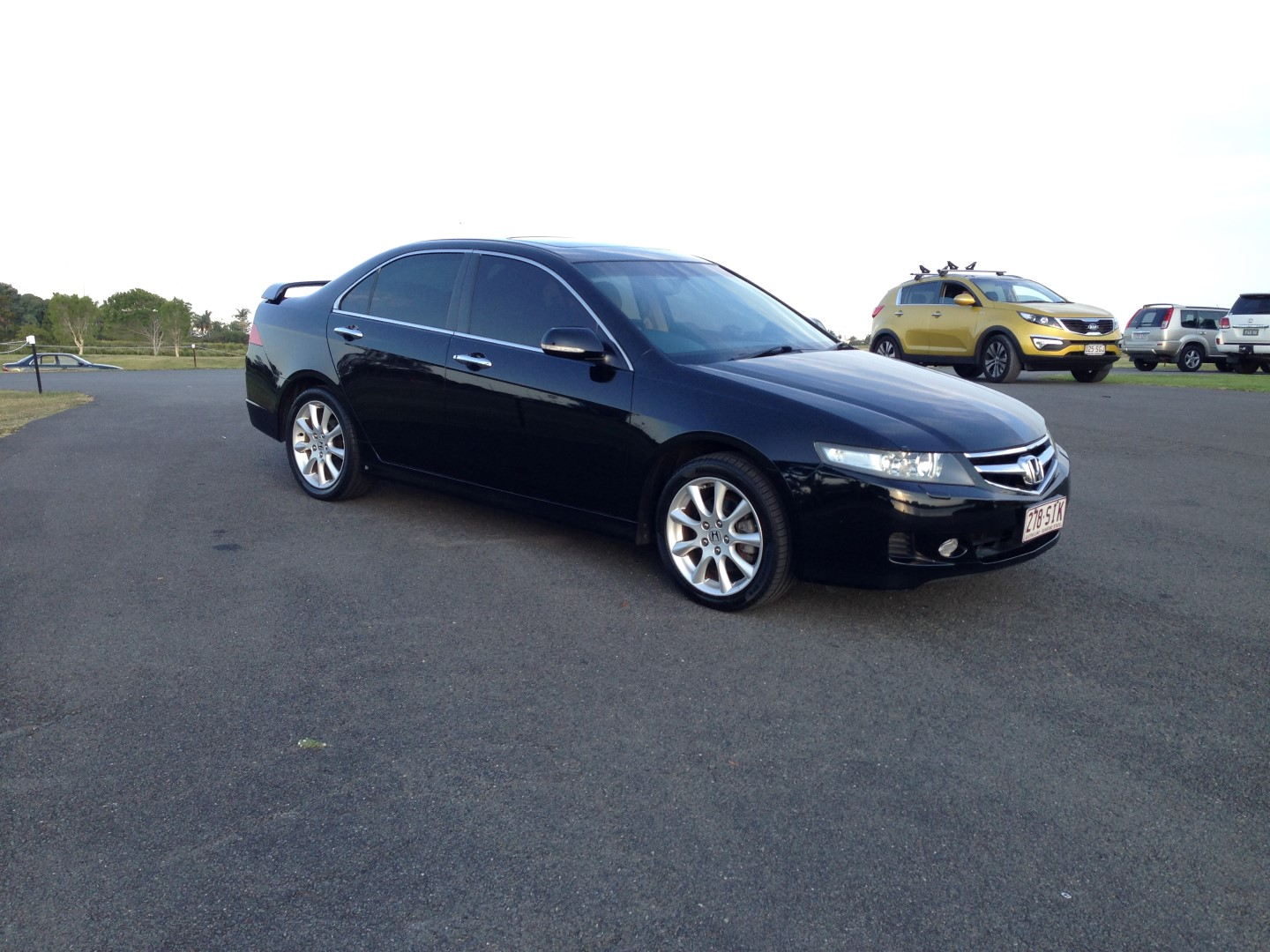 2006 honda accord euro car sales qld gold coast 2308107. Black Bedroom Furniture Sets. Home Design Ideas