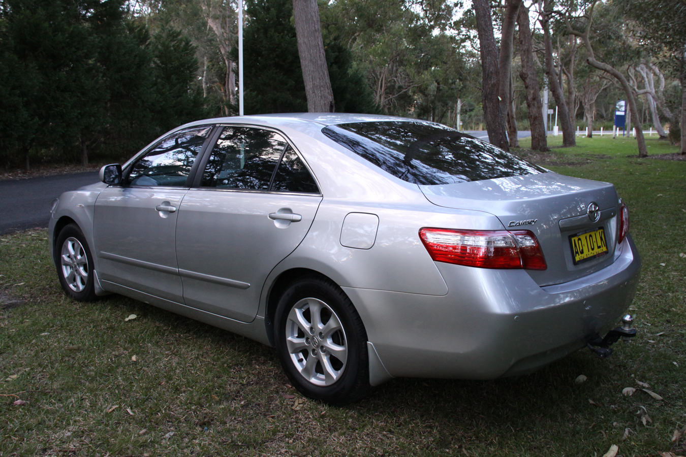 2006 toyota camry ateva acv40r car sales nsw central coast. Black Bedroom Furniture Sets. Home Design Ideas