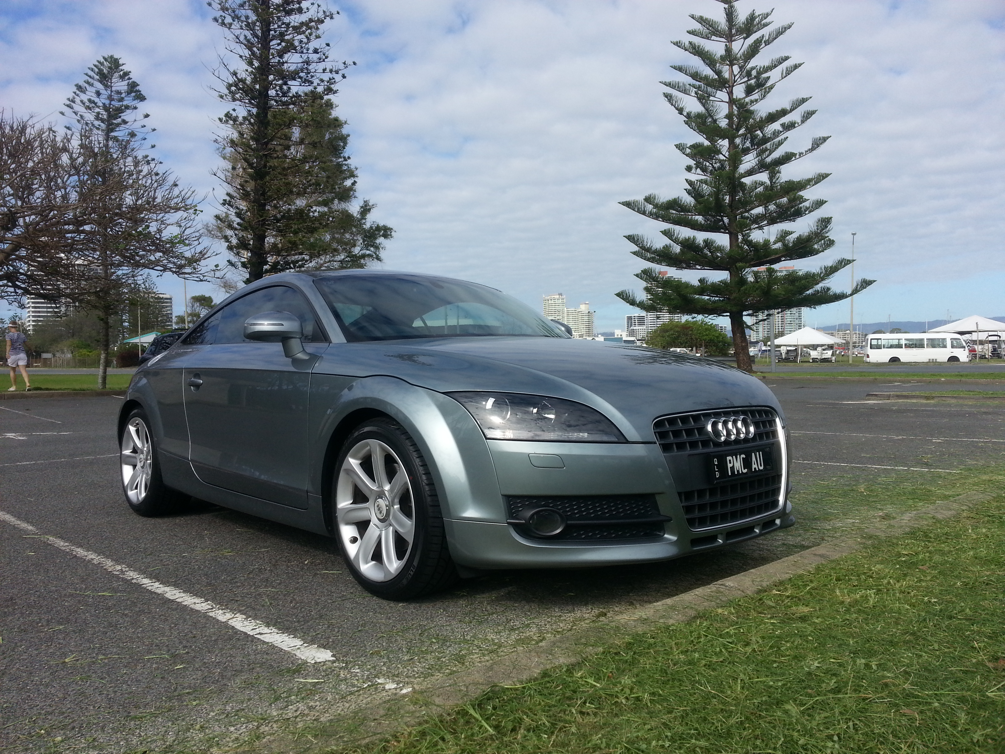 2007 audi tt 2 0 tfsi 8j car sales qld brisbane south. Black Bedroom Furniture Sets. Home Design Ideas