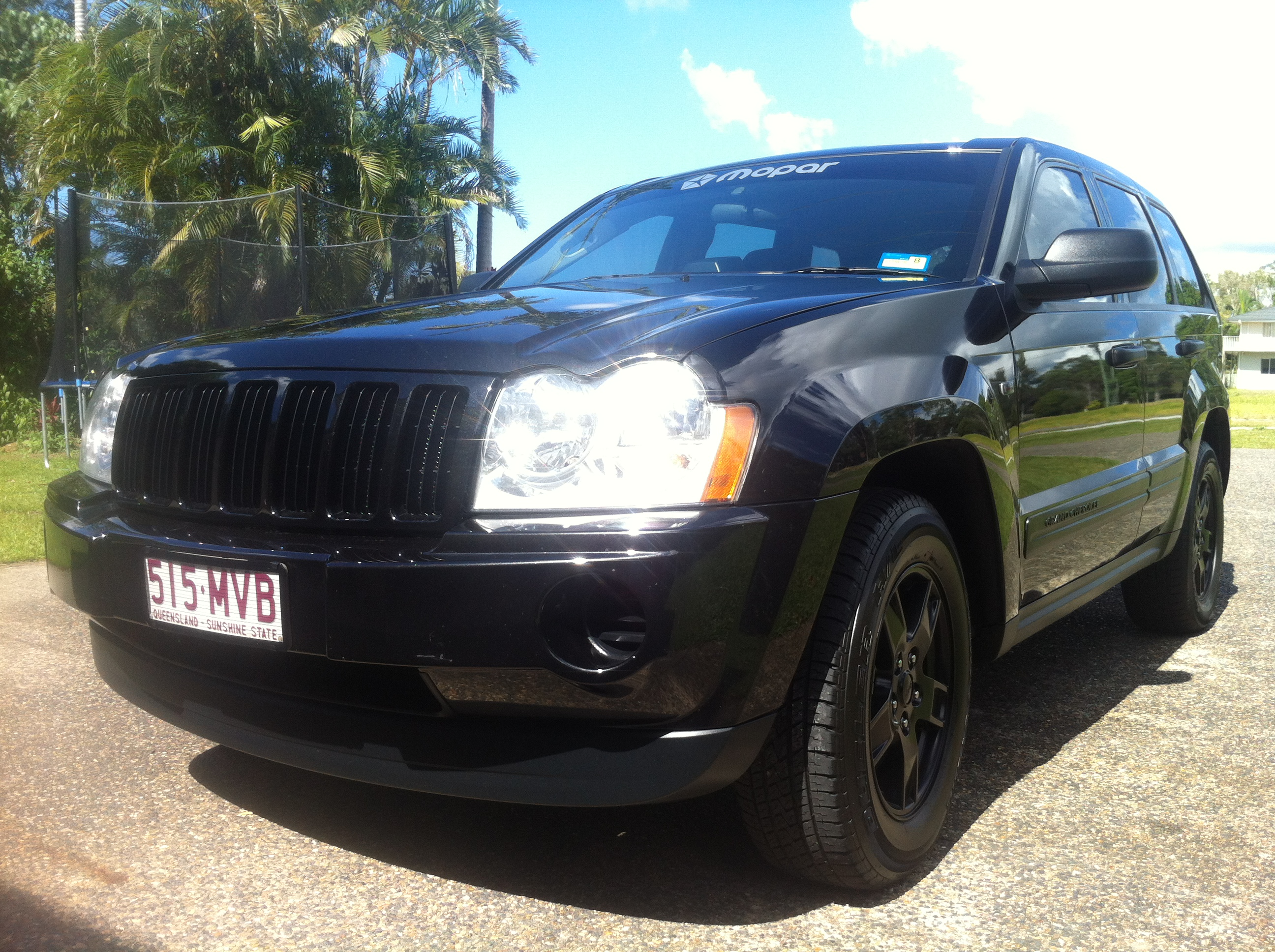 2007 Jeep Grand Cherokee Laredo 4X4 WH For Sale or Swap