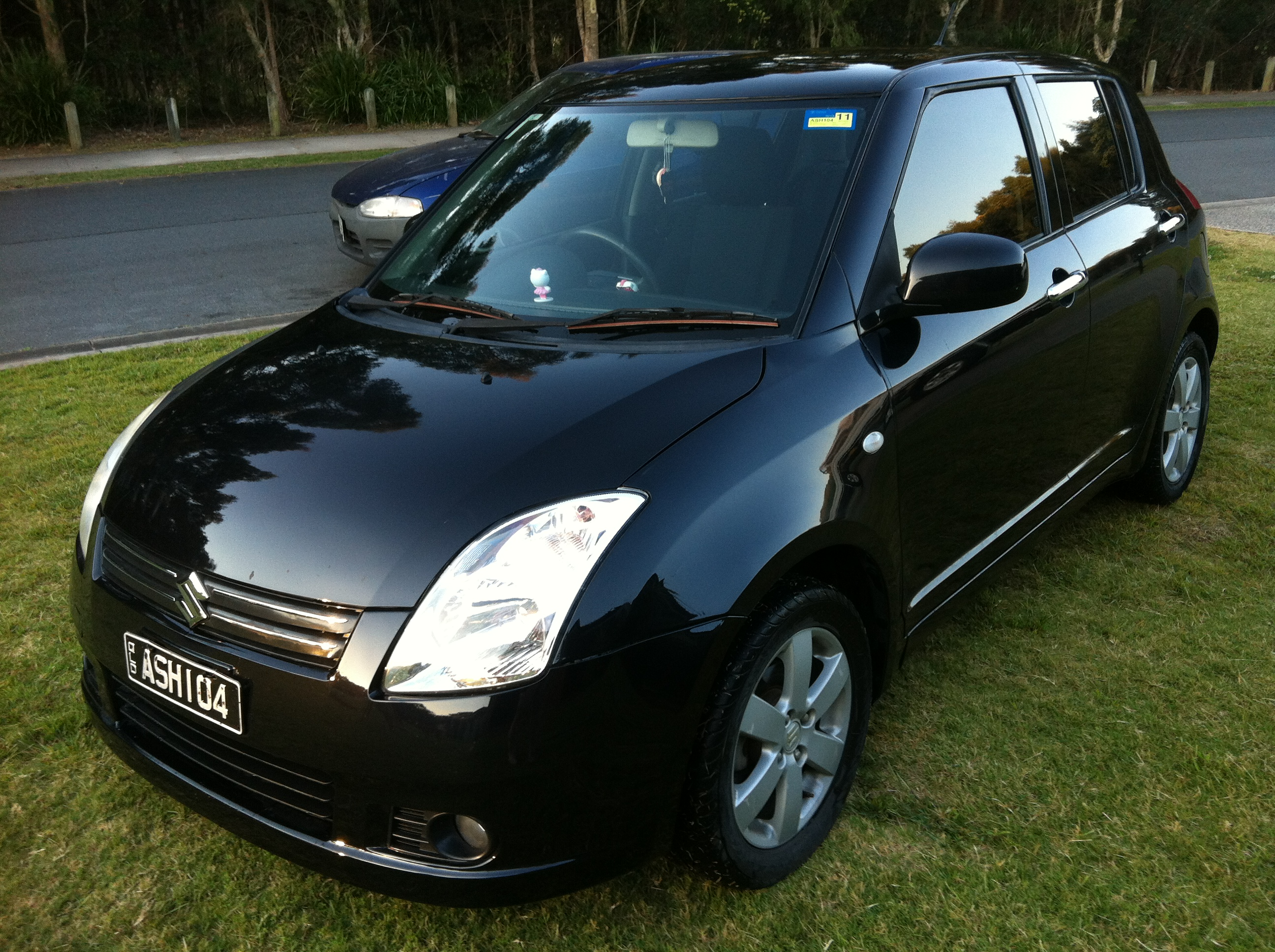 2008 suzuki swift ez car sales qld gold coast 2313358. Black Bedroom Furniture Sets. Home Design Ideas
