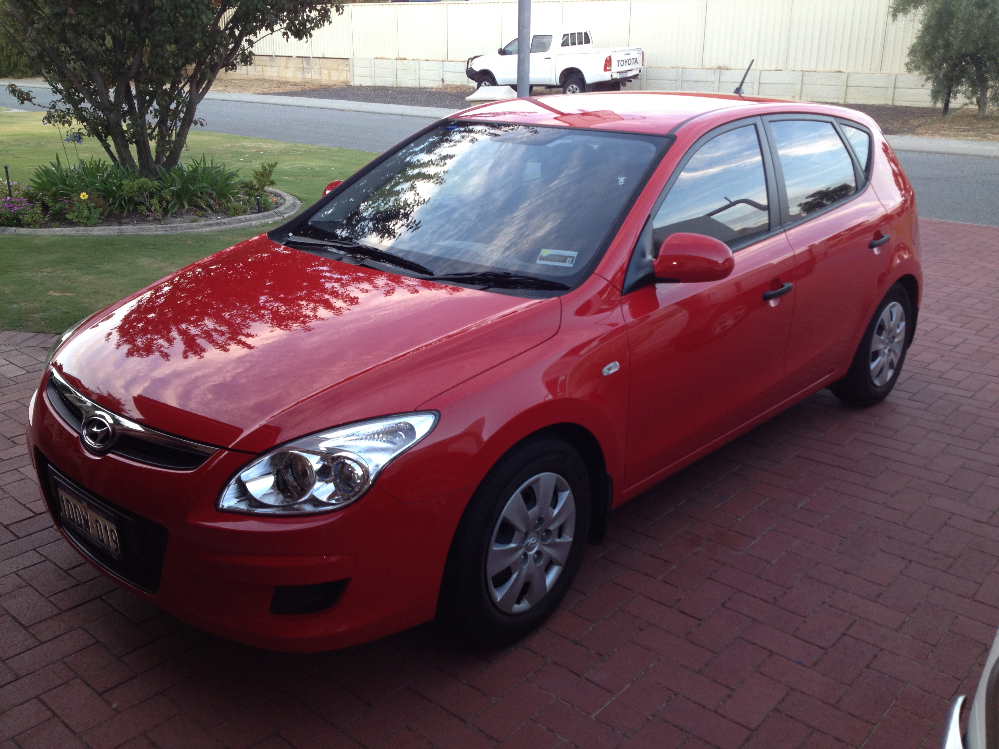 2009 hyundai i30 cw sx 1 6 crdi fd my09 car sales wa perth 2421806. Black Bedroom Furniture Sets. Home Design Ideas