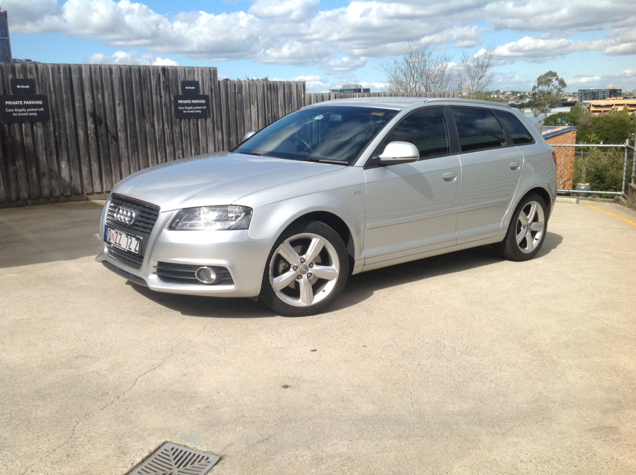 2010 audi a3 sportback 1 8 tfsi ambition 8p car sales qld brisbane 2533545. Black Bedroom Furniture Sets. Home Design Ideas