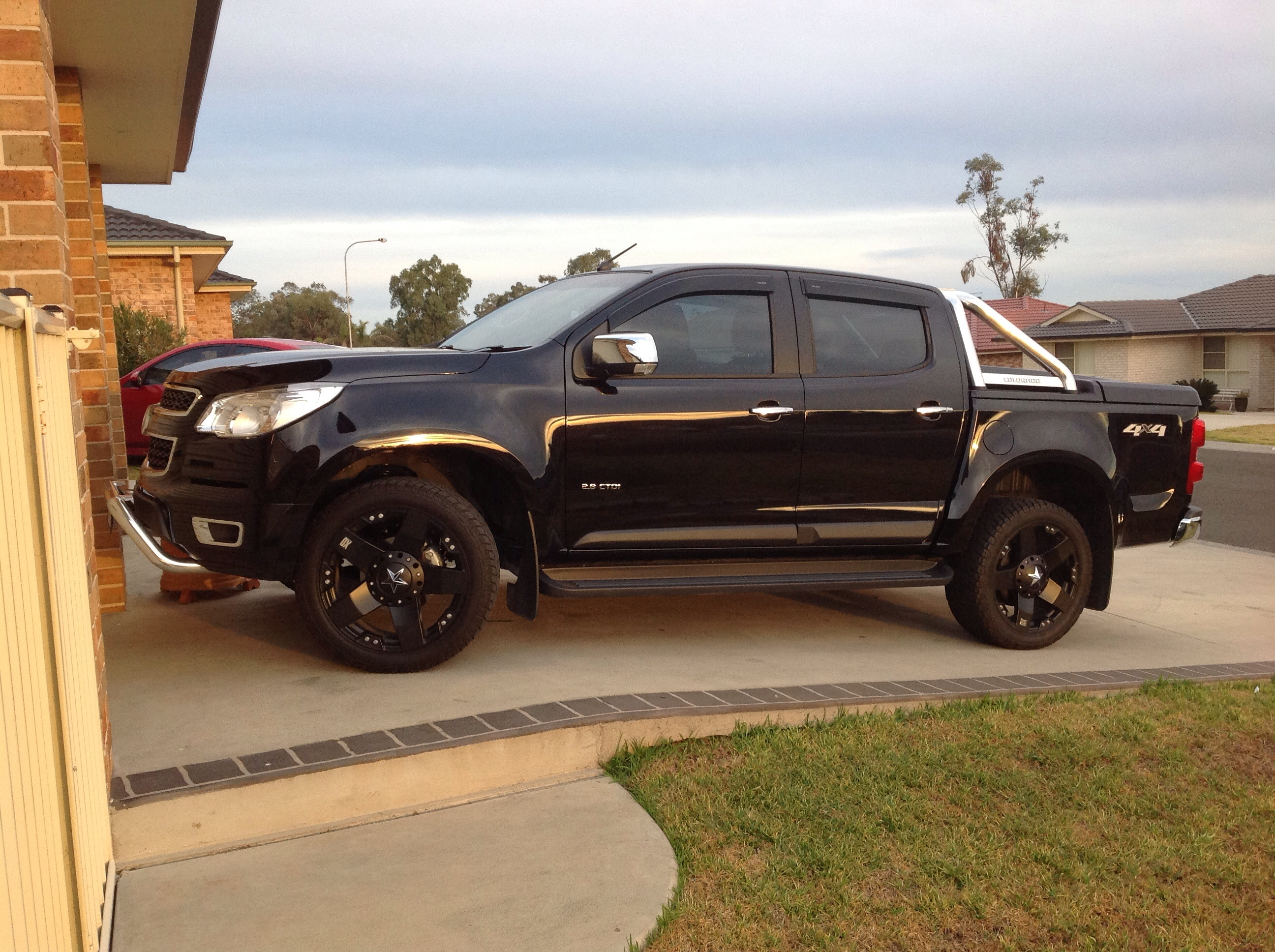 2012 Holden Colorado Ltz 4x4 Rg Car Sales Nsw North