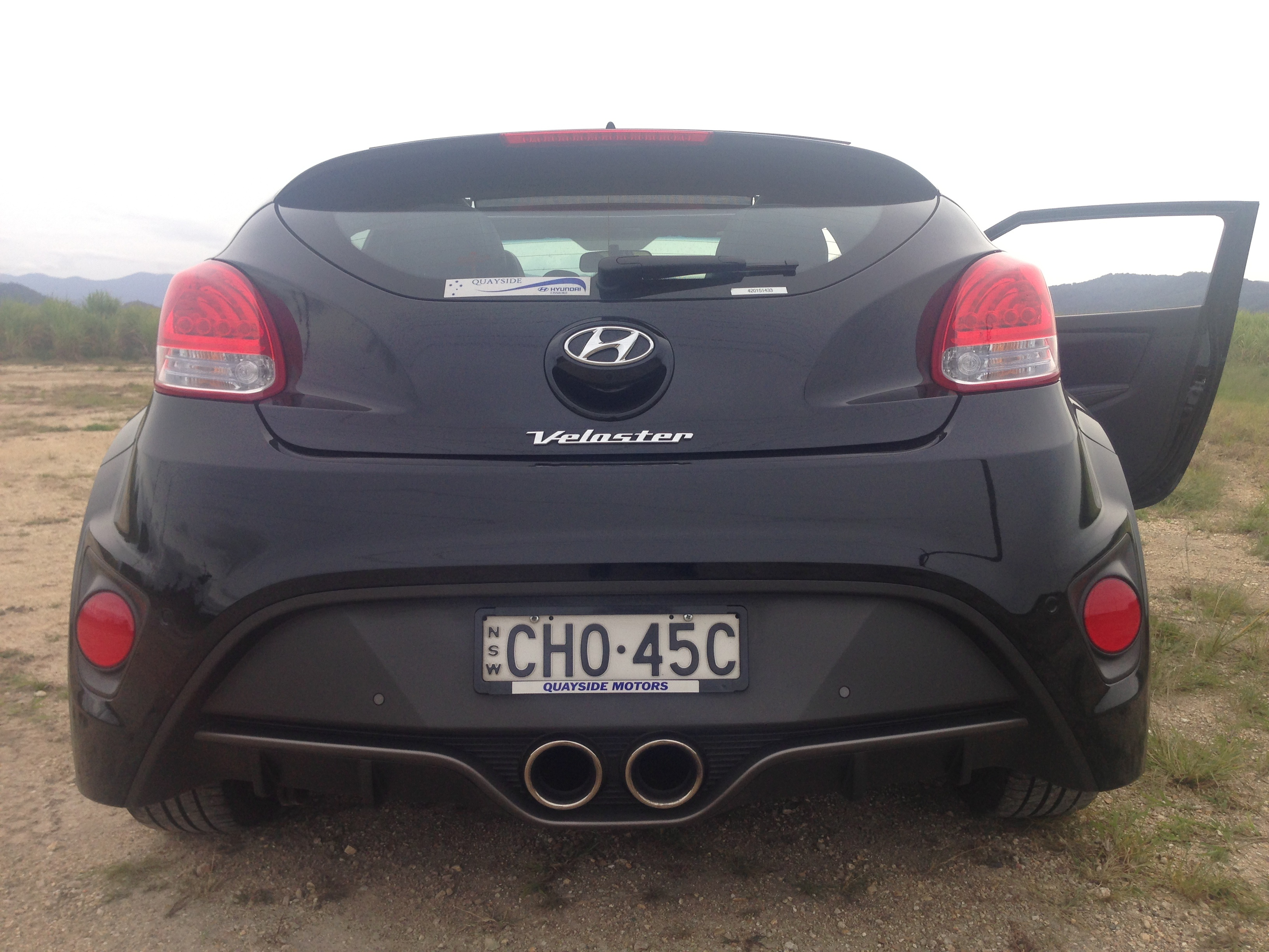 2012 Hyundai Veloster Sr Turbo Fs Car Sales Nsw