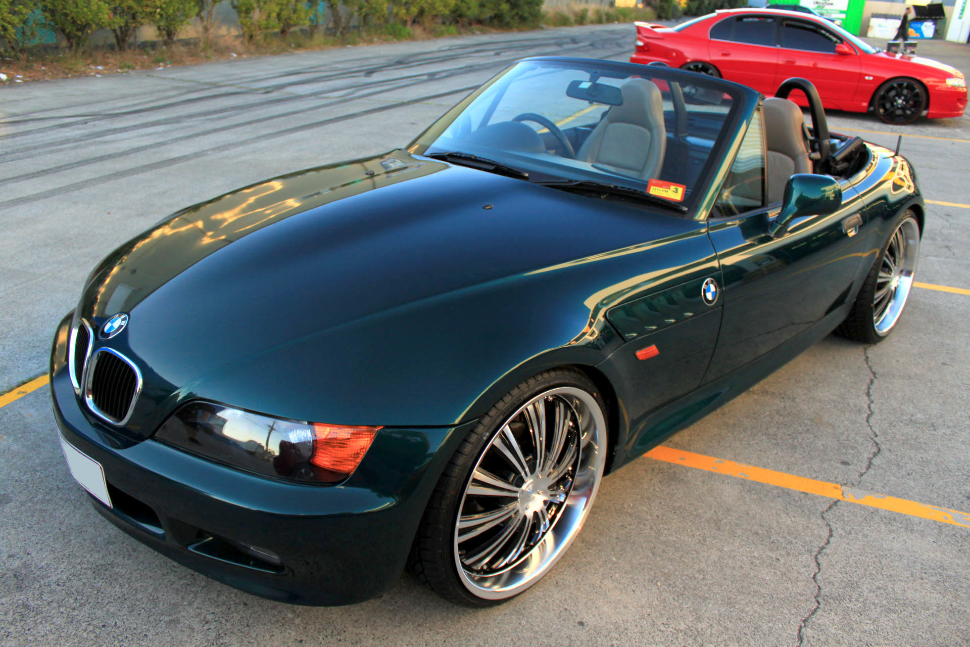 1999 bmw z3 2 0 car sales qld gold coast 2113047. Black Bedroom Furniture Sets. Home Design Ideas