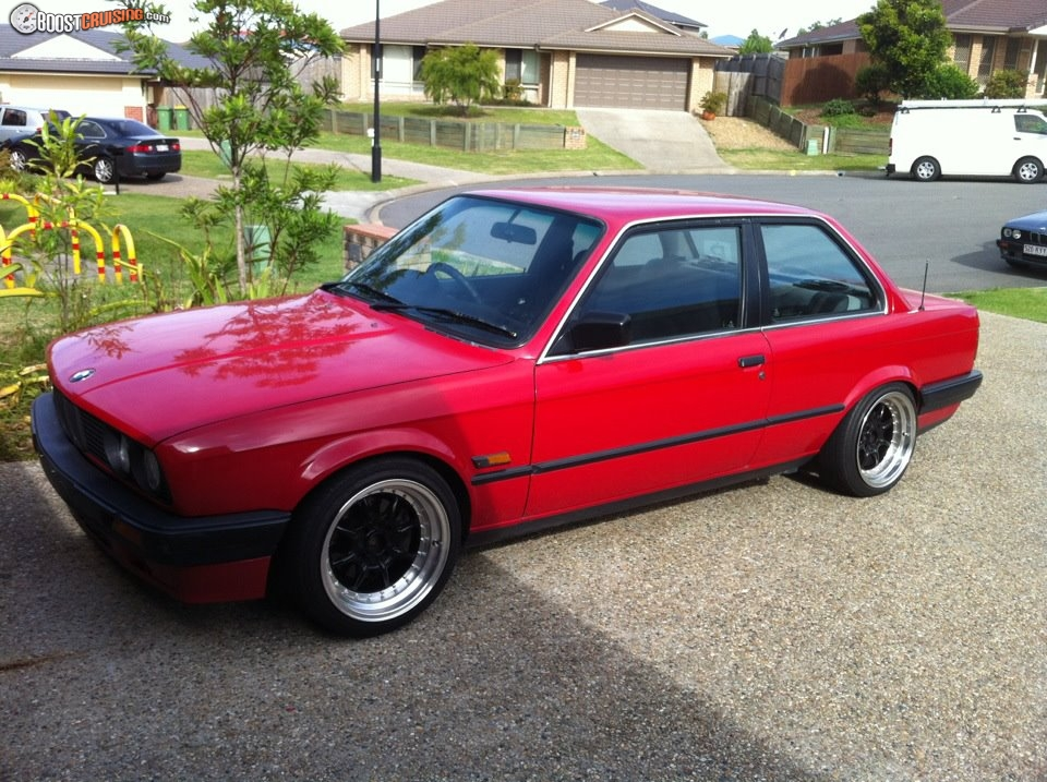 1989 bmw 318i bmw e30 318i turbo car sales qld brisbane 2084911. Black Bedroom Furniture Sets. Home Design Ideas
