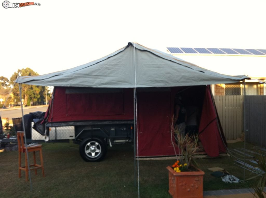 Luxury 4wd Camper Trailer Brisbane City Brisbane North West Preview